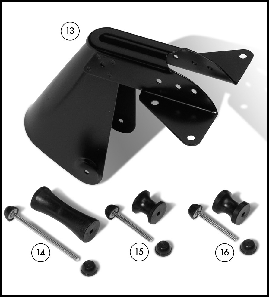 Original Anchormate Replacement Parts