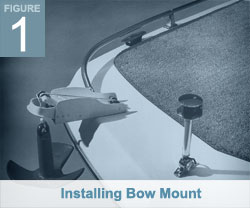 Installing Bow Mount - Anchormate II