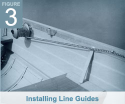 Installing Line Guides - Anchormate