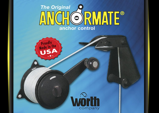 Anchormate anchor control system