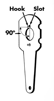 Anchormate® II Parts